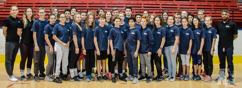 Groupe sport-études groupe d'âge
