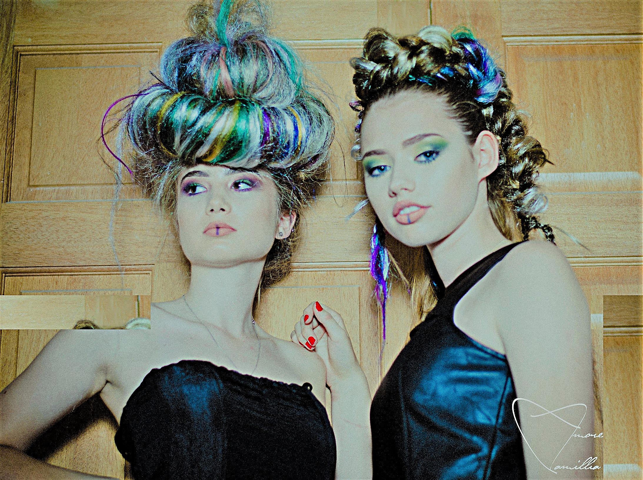 lola and maddy coloured hair.jpeg