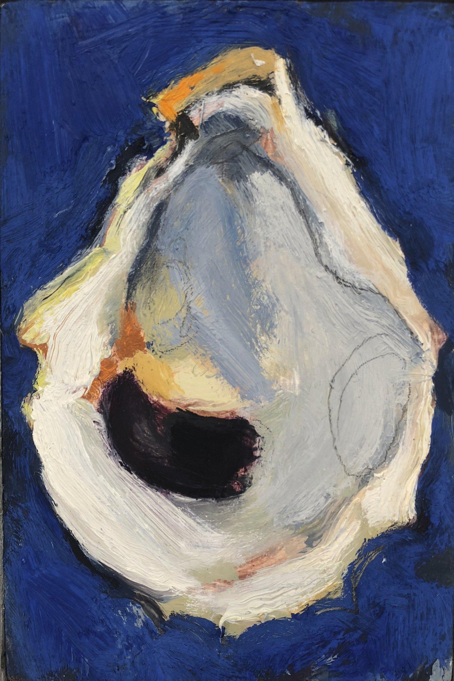 Cobalt Oyster