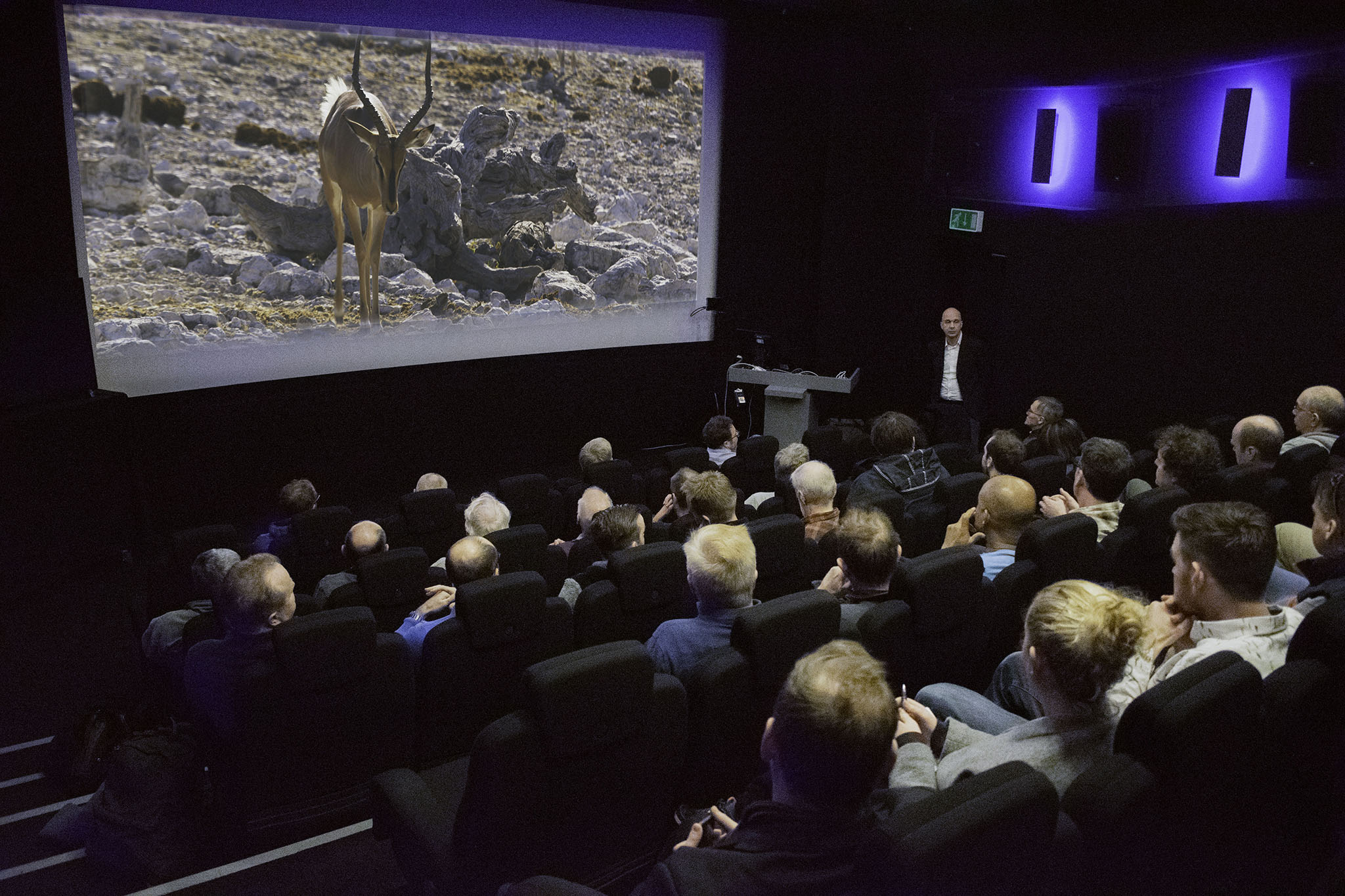 """Shooting for HDR"" seminar for GTC at Dolby Europe   Watch the video"