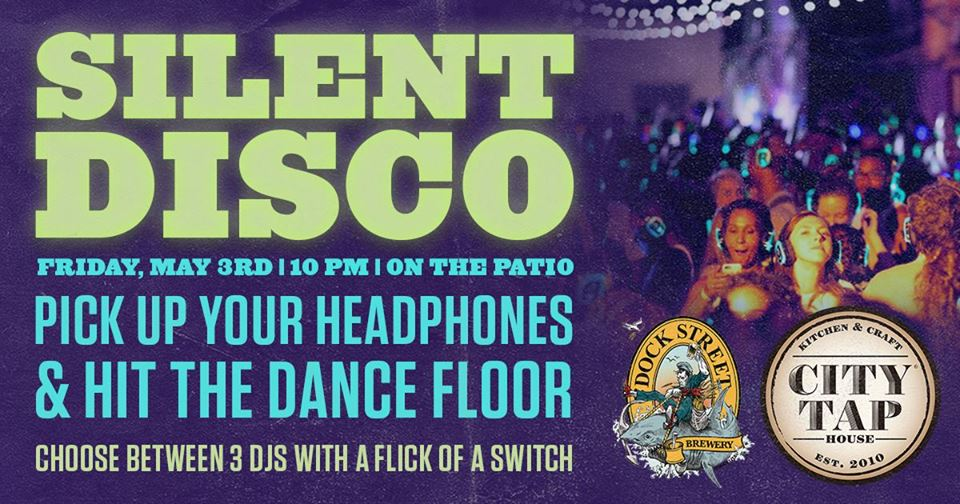 silent disco brewery party phlladelphia