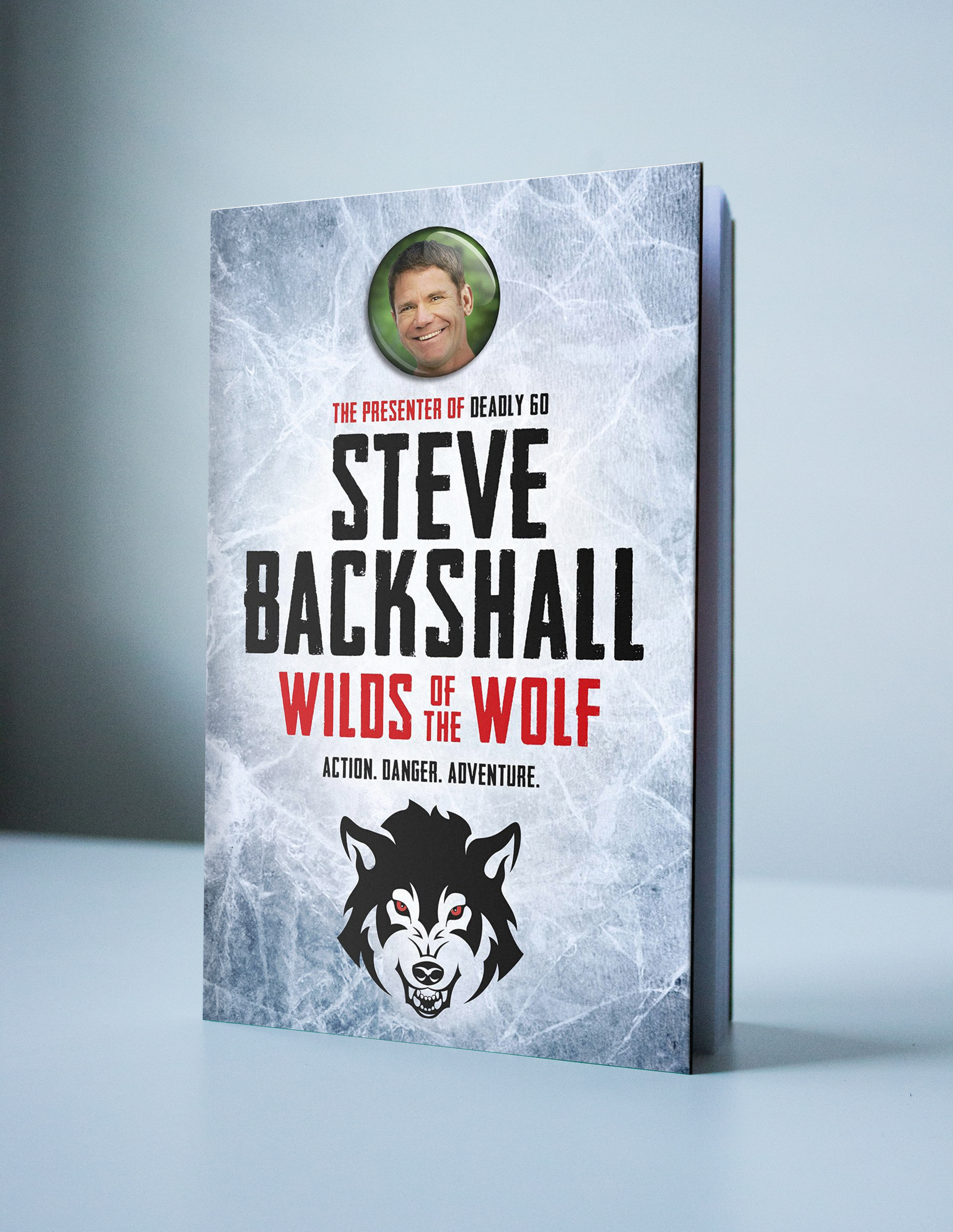 Steve Backshall Wilds Of The Wolf