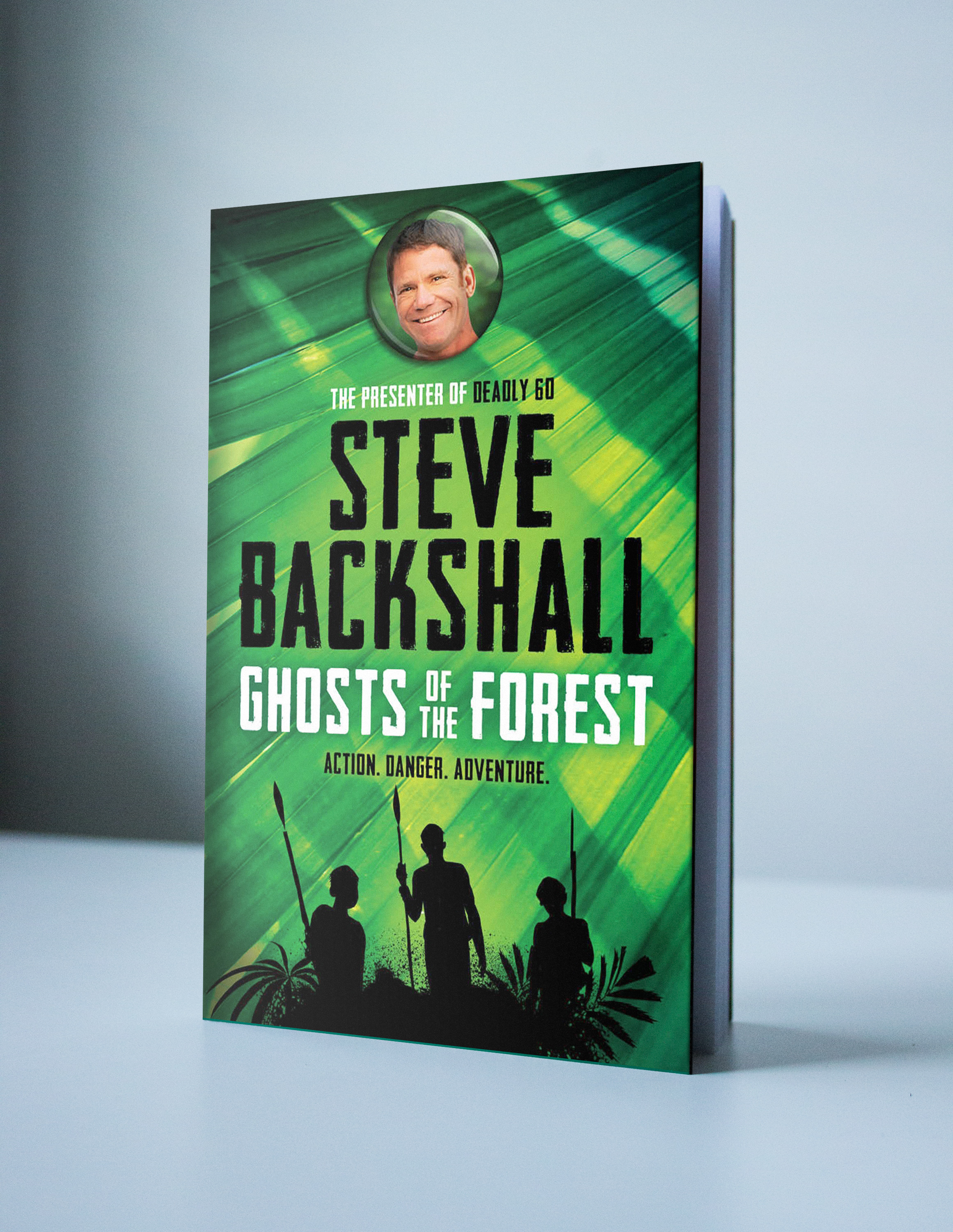 Steve Backshall Ghosts In The Forest