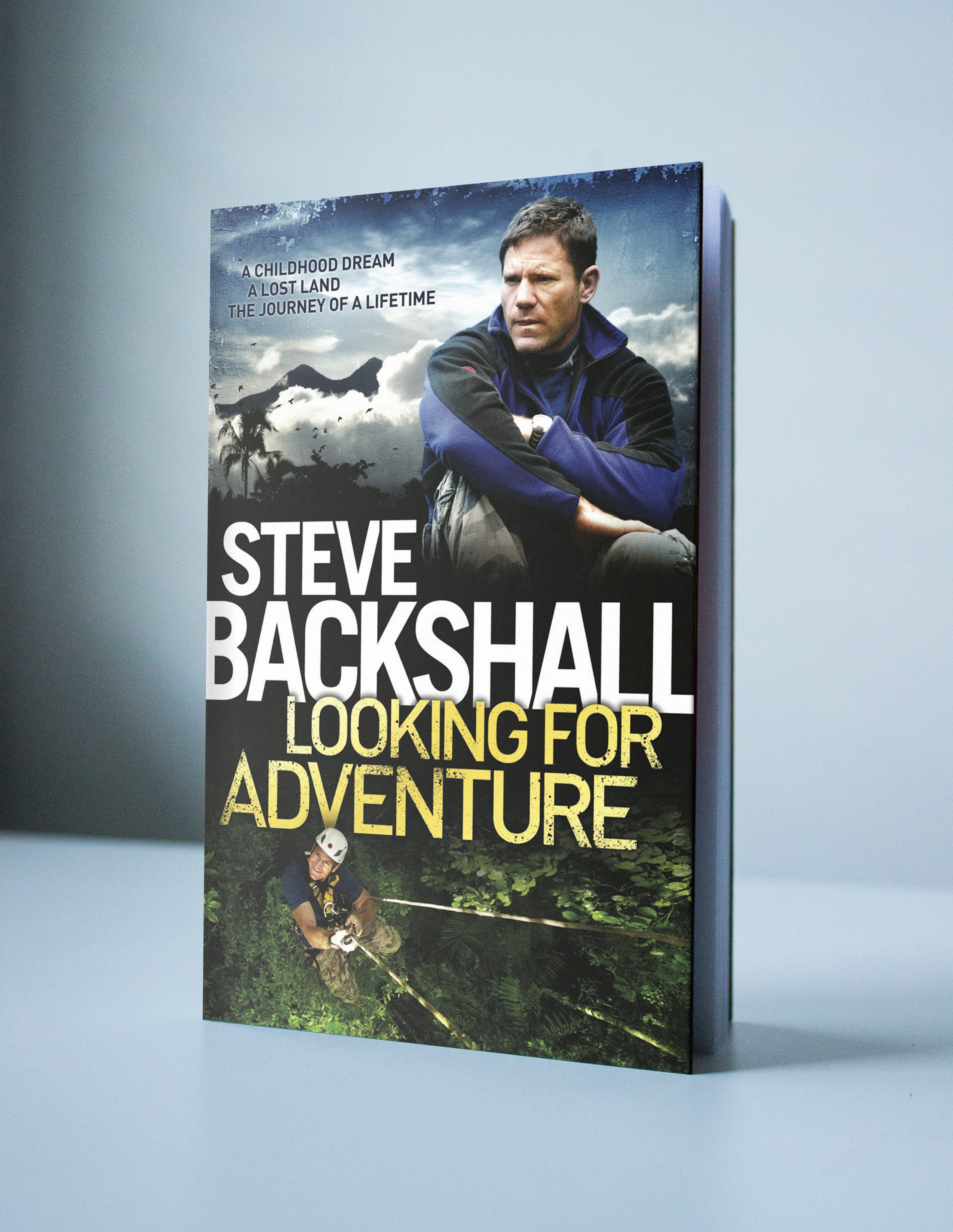 Steve Backshall Looking For Adventure