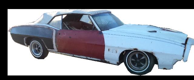 1972 Pontiac LeMans Project Car