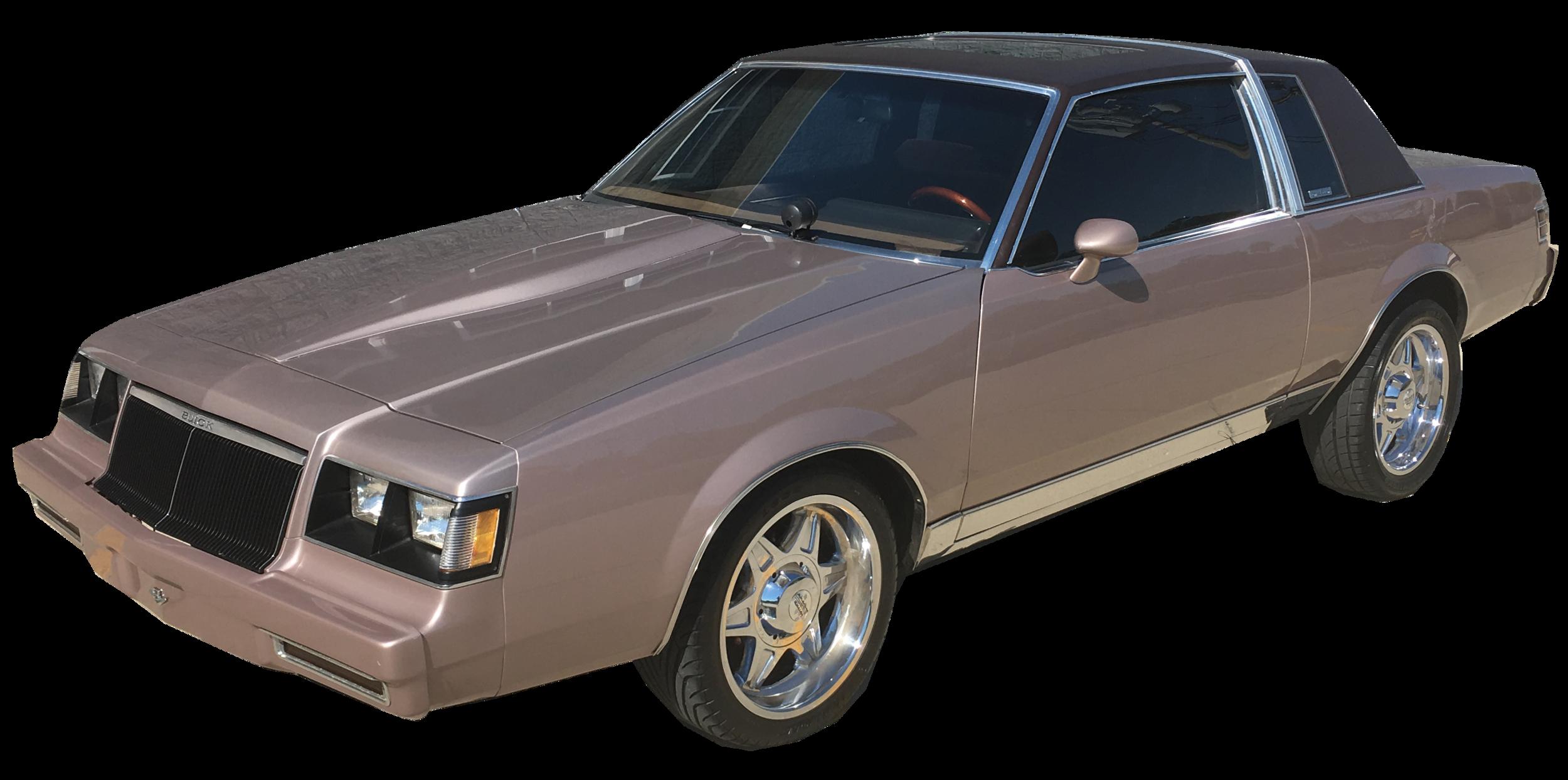 1987 Buick Regal V8