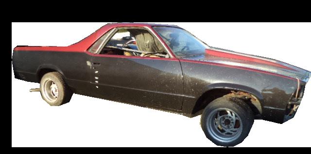 1982 Chevrolet El Camino Project Car