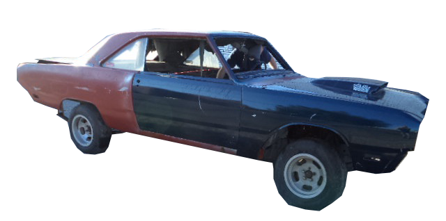 1969 Dodge Dart Project Car