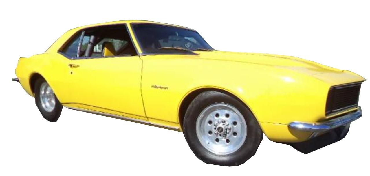1968 Chevrolet Camaro RS Pro Street