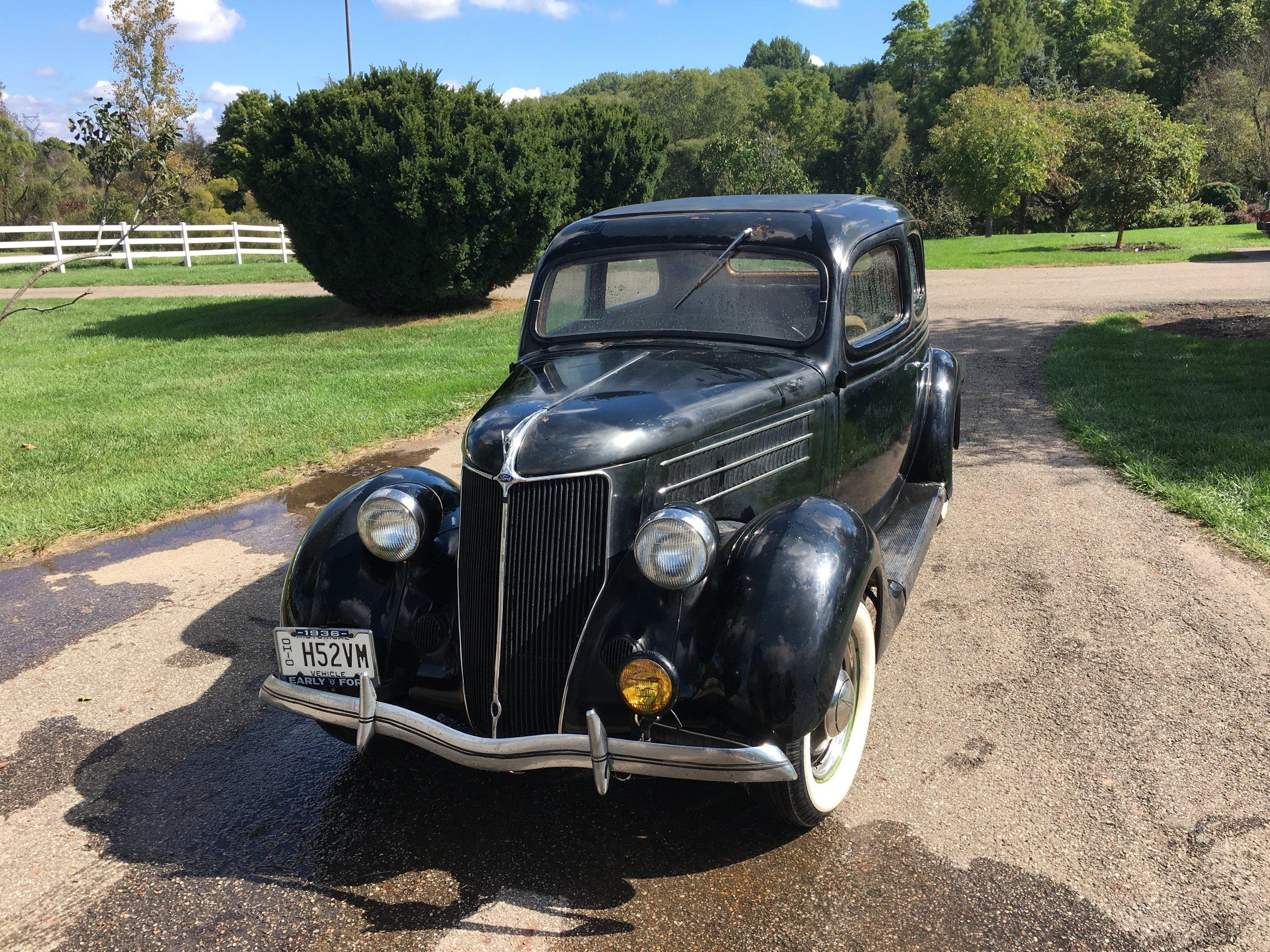 1936 Ford 2 Door