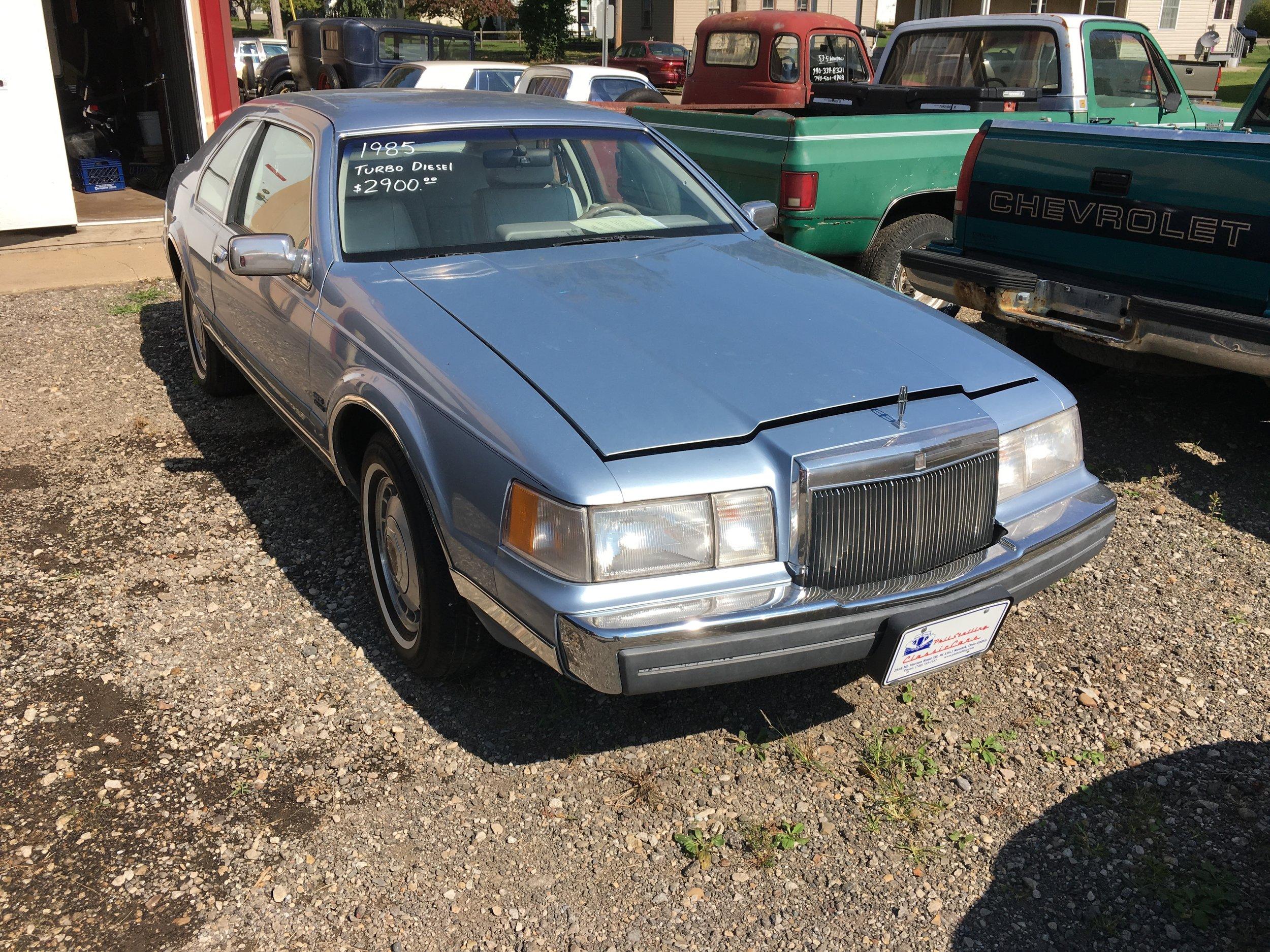 1985 Lincoln MK7