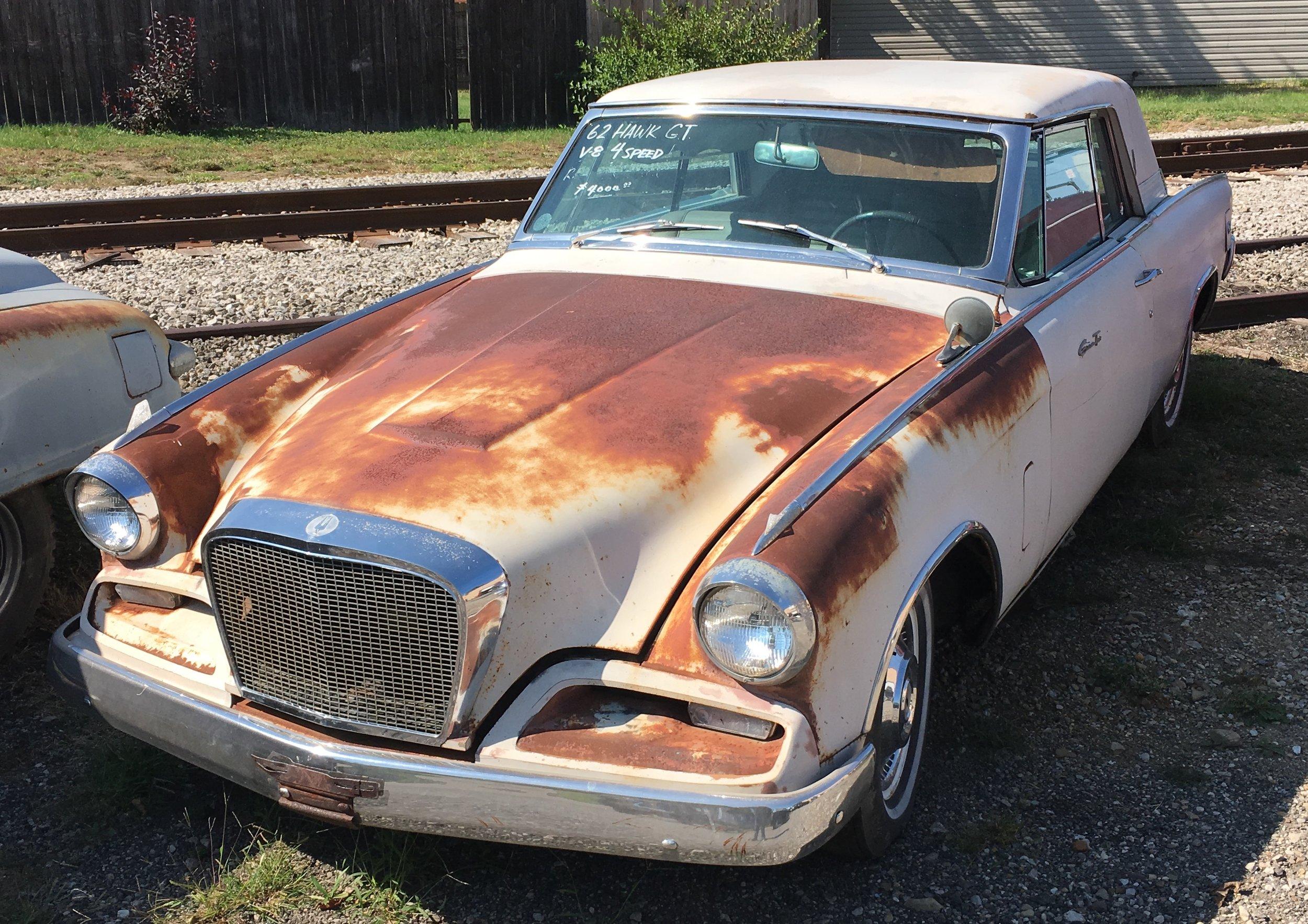 1962 Studebaker GT Hawke