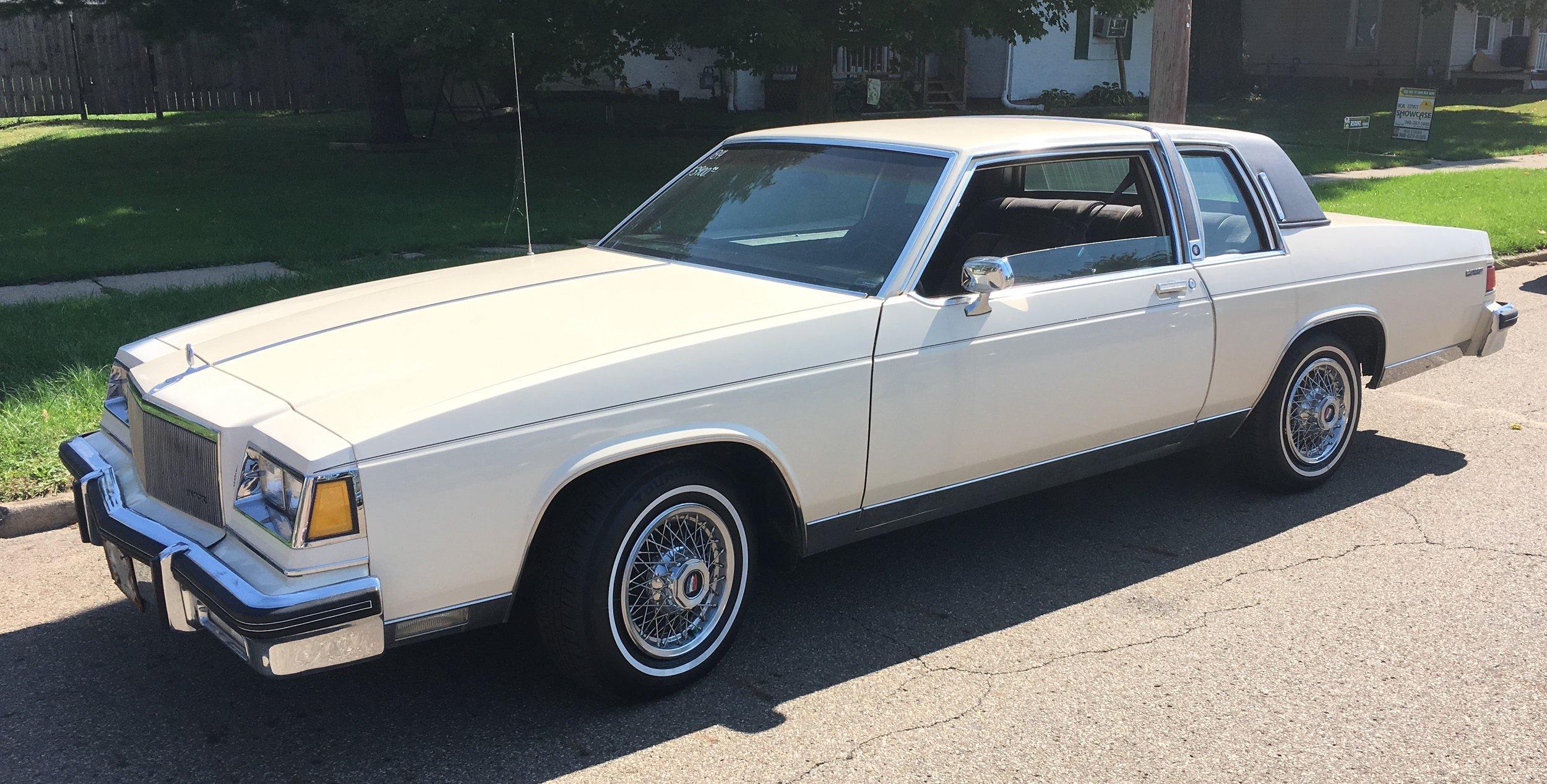 1984 Buick LeSabre