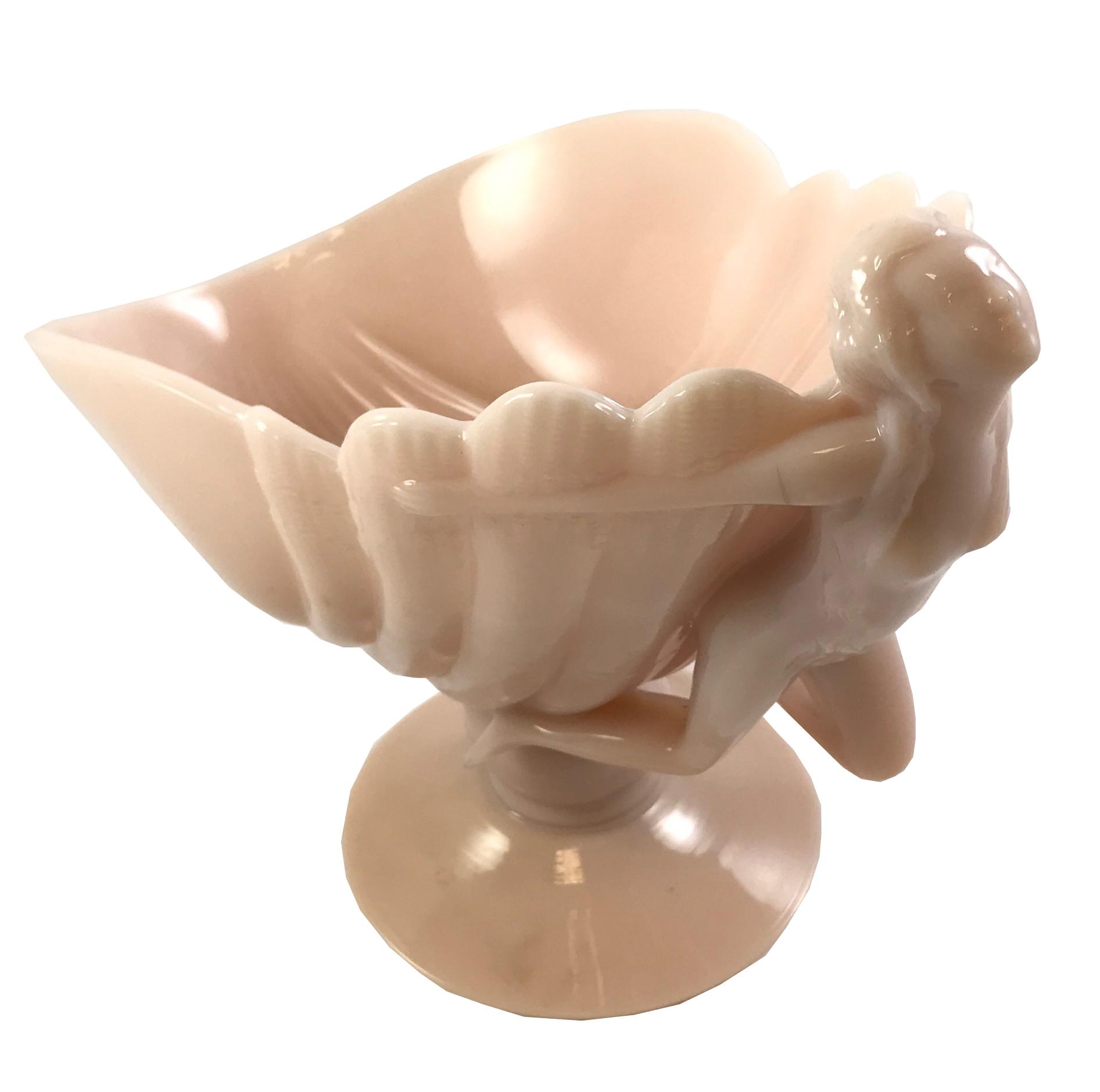 Cambridge Nude Centerpiece Bowl