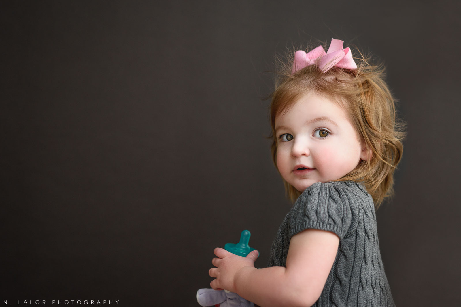 """Lovely little girl. Maternity """"Mom and Me"""" photo session by N. Lalor Photography. Studio located in Greenwich Connecticut."""