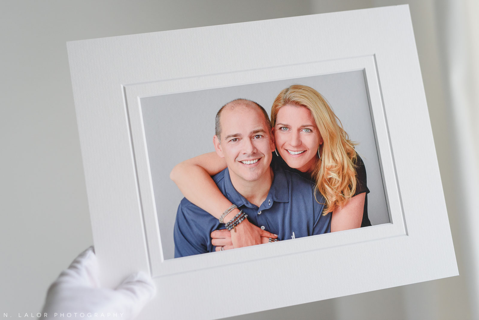 Mom and Dad. Portrait by N. Lalor Photography in Greenwich, Connecticut.