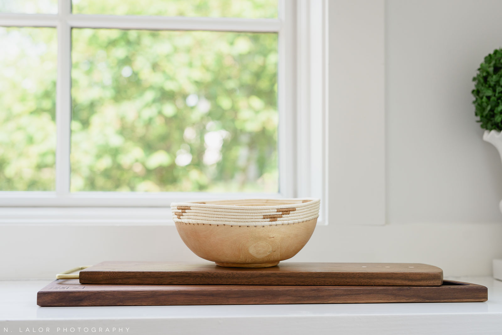 Beautiful handmade home goods and decor. Local Small Business photoshoot for METTA10 by N. Lalor Photography. Westport, Connecticut.