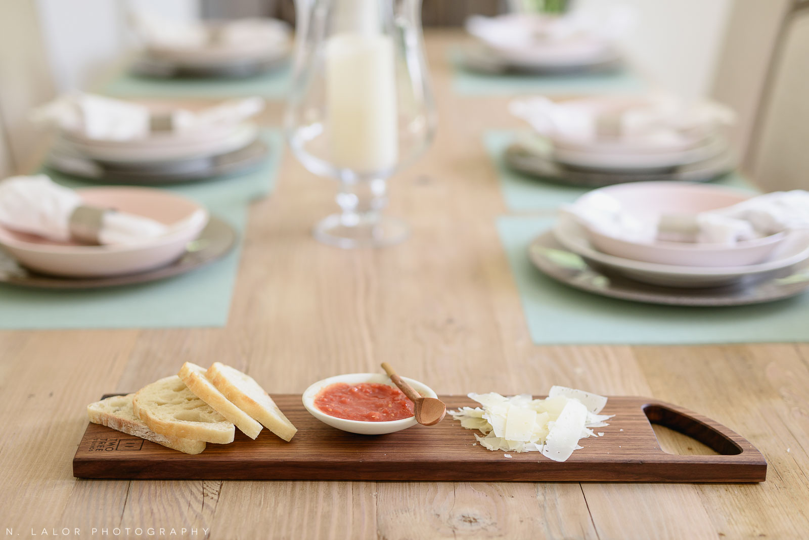 Perfect for entertaining! Local Small Business photoshoot for METTA10 by N. Lalor Photography. Westport, Connecticut.