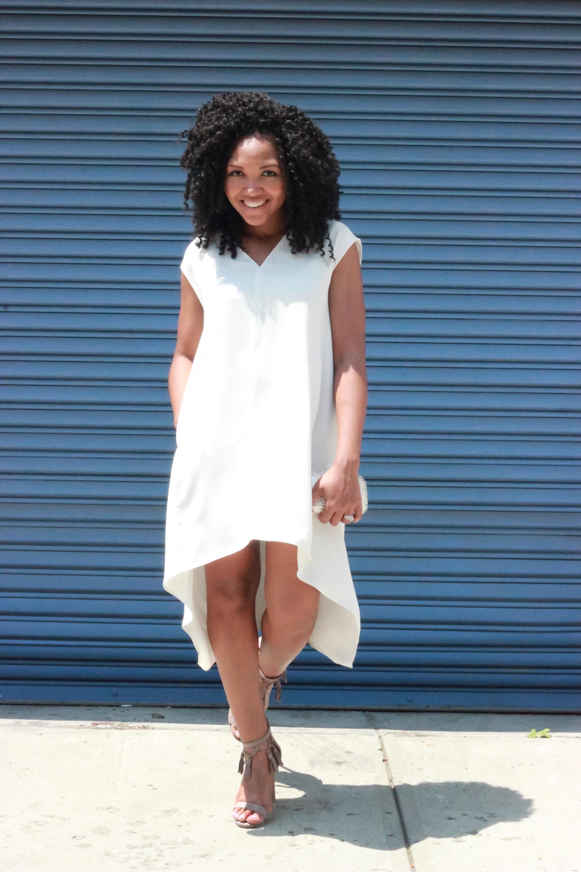 Exact dress:  Rachel Roy