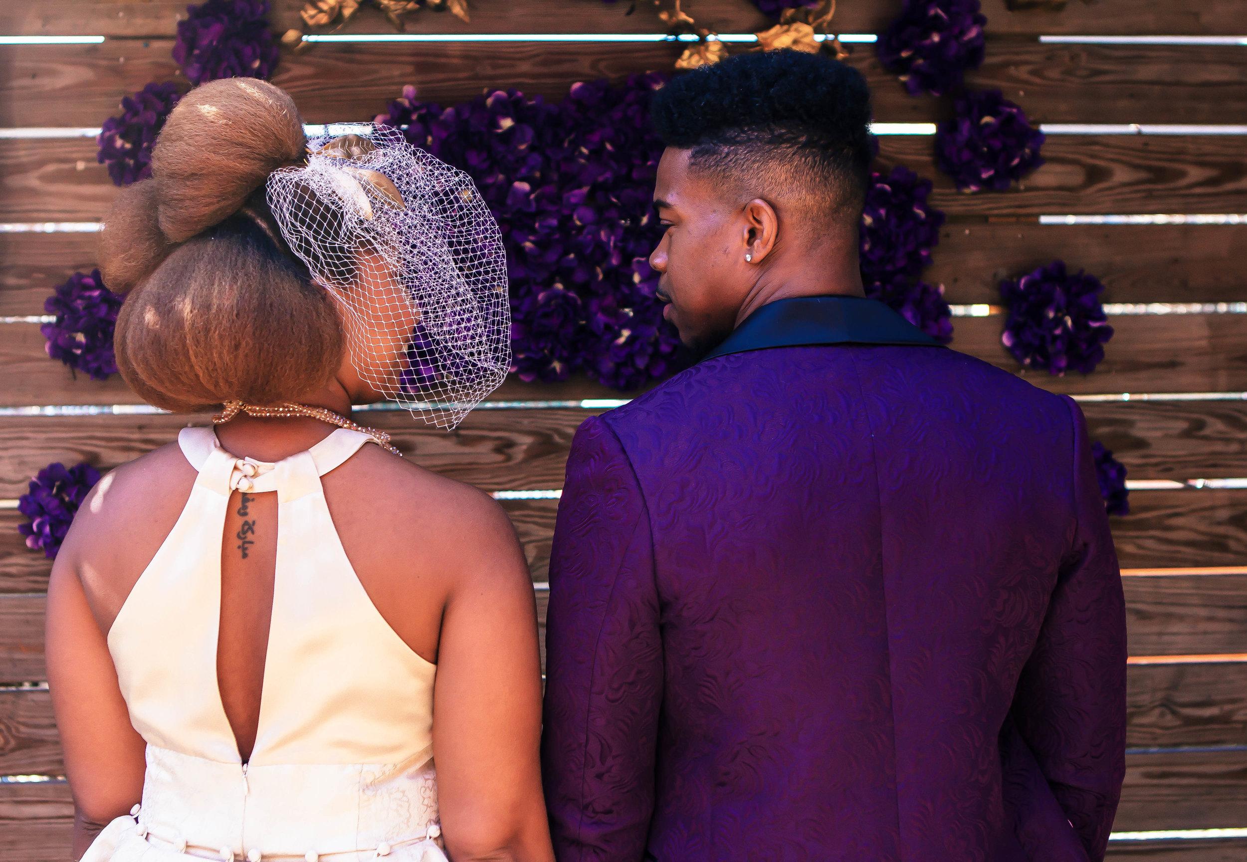 Luxe LeBlanc_Wakandan Wedding_Bride and Groom .jpg