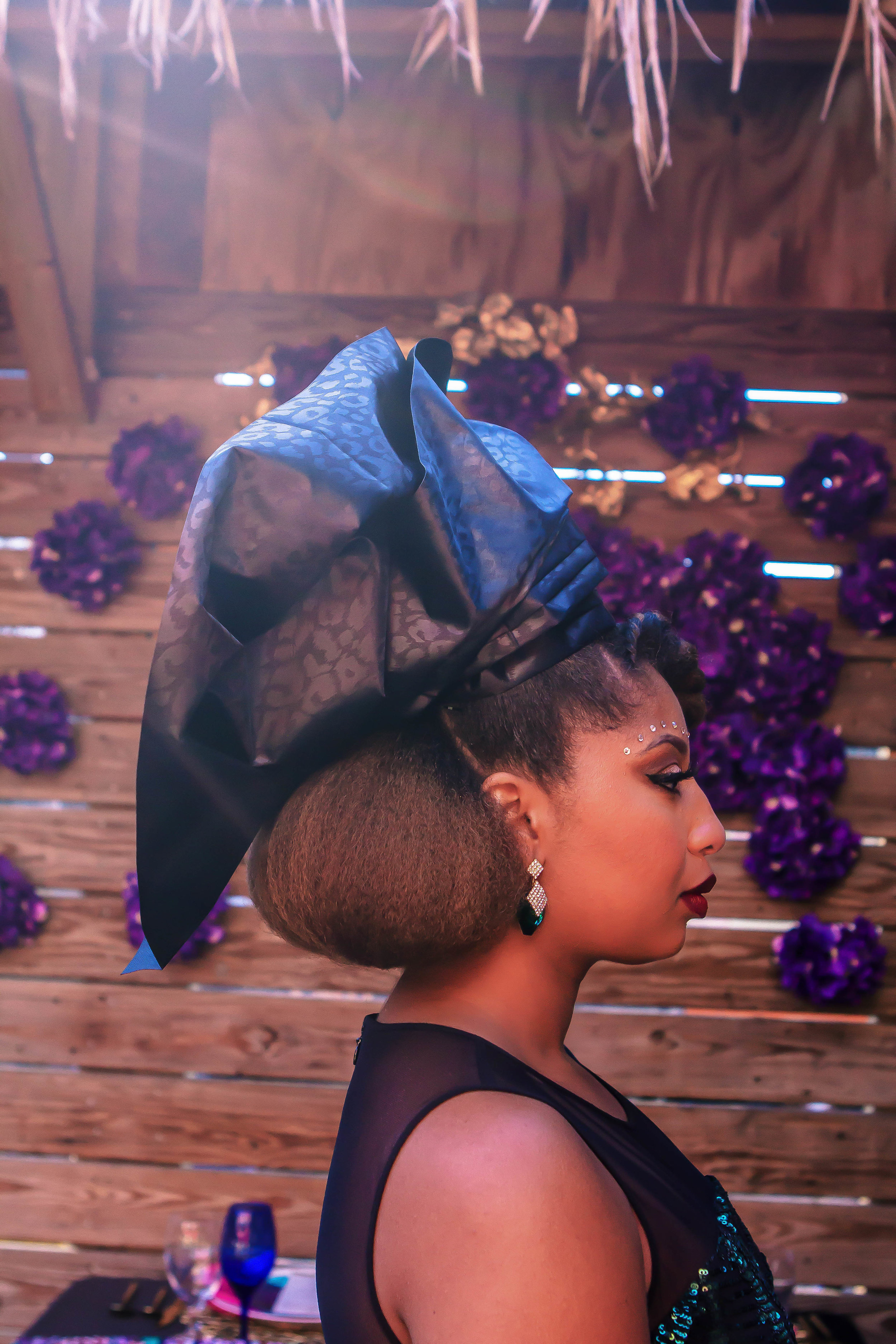 Luxe LeBlanc_Wakandan Wedding_Bride Reception Profile.jpg