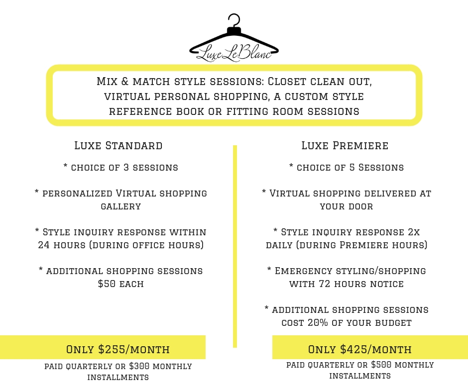 Luxe LeBlanc Style Subscription Price Card.jpg