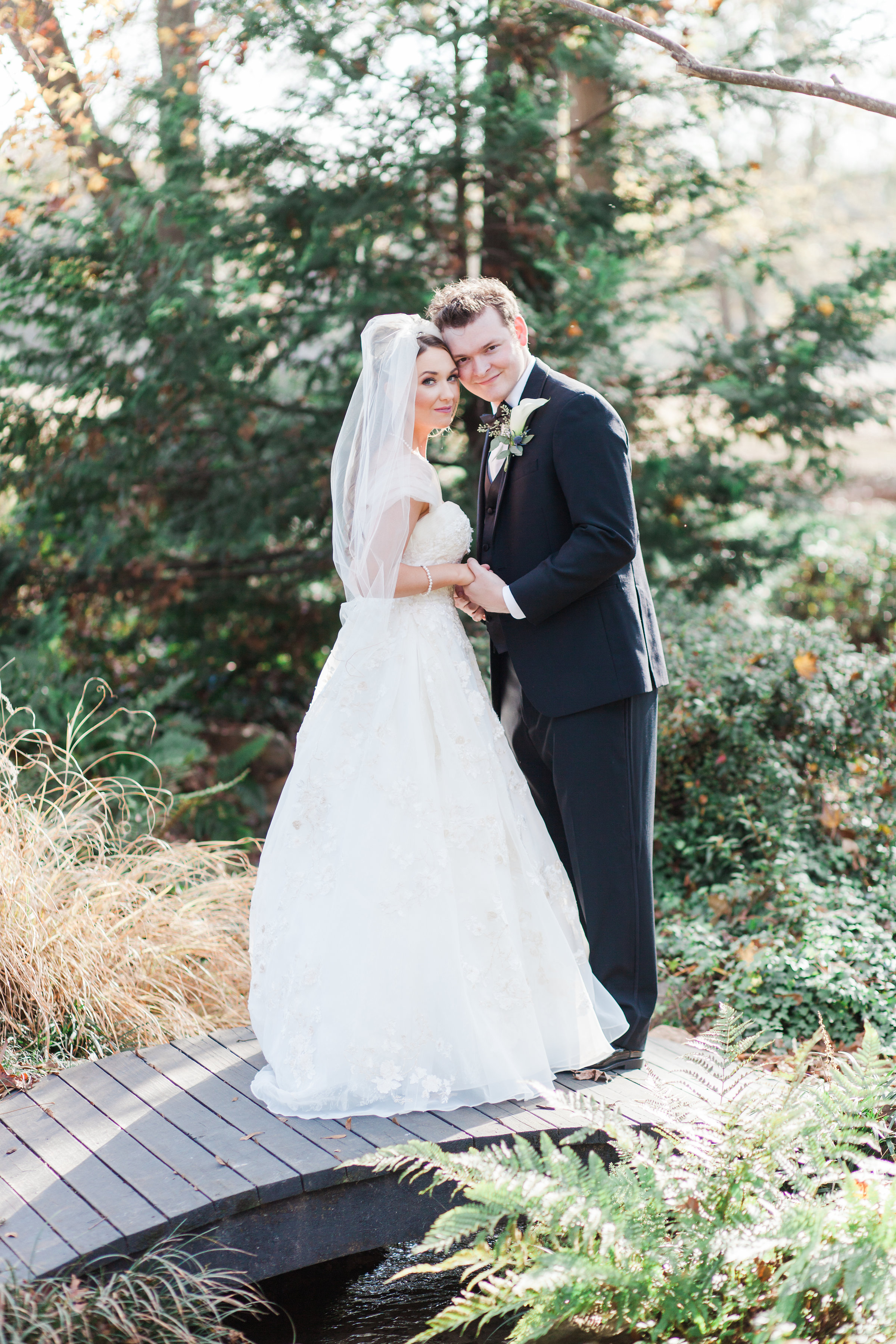 Beautiful, sweet couple on the best day!  Photos by me; second shooting with Sidney Middlebrooks