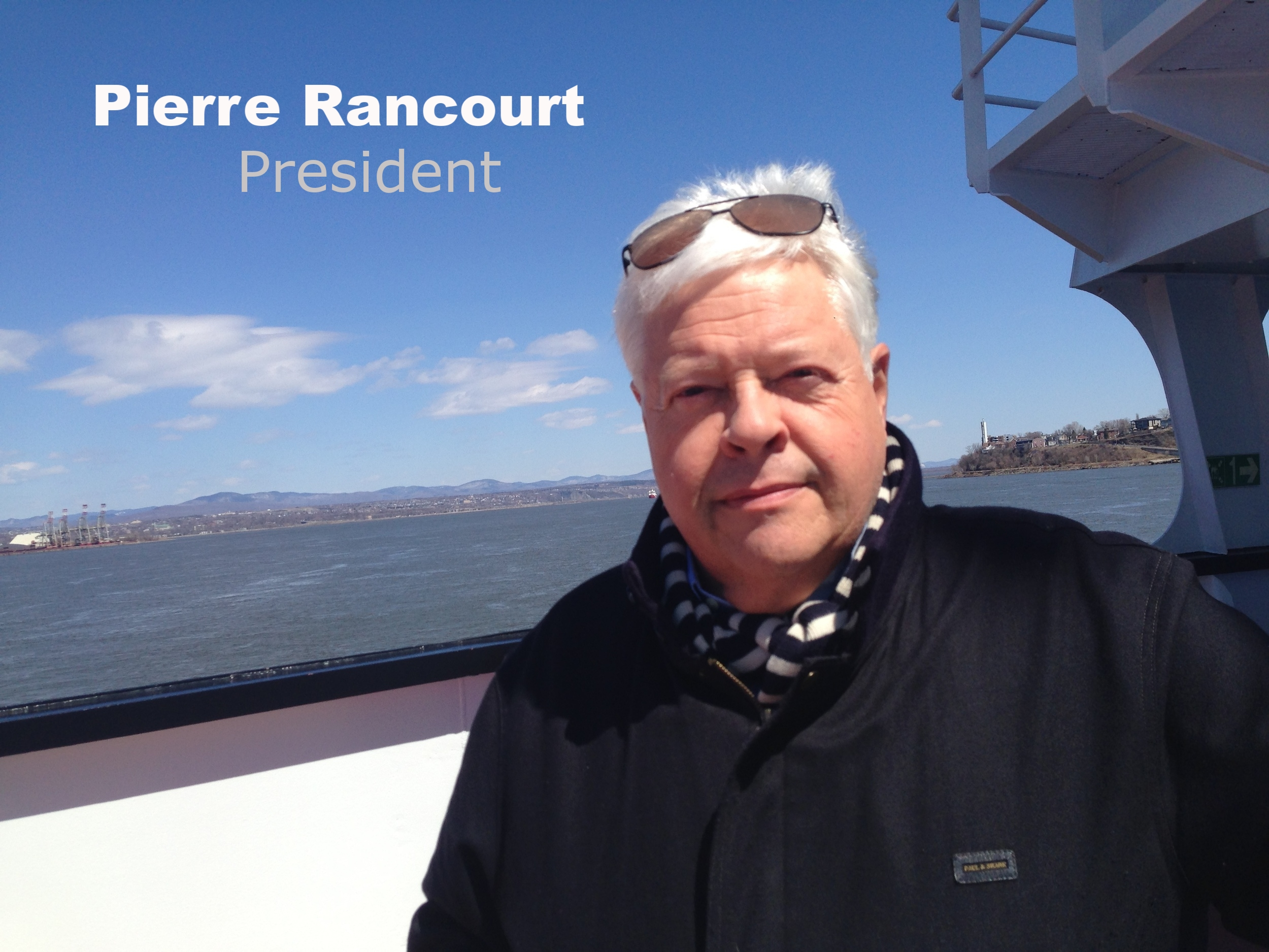Pierre Rancourt is 100% Shareholder and President of Aventech International, he is an experienced entrepreneur with a proven track record in the global steel industry. Pierre is a man of principles,his word is stronger than steel. His no-nonsense approach to business has earned him many returning customers and an impeccable reputation.