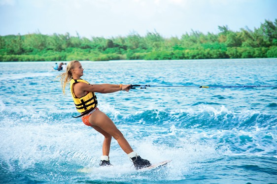 Activities at Ile aux Cerfs Leisure Island