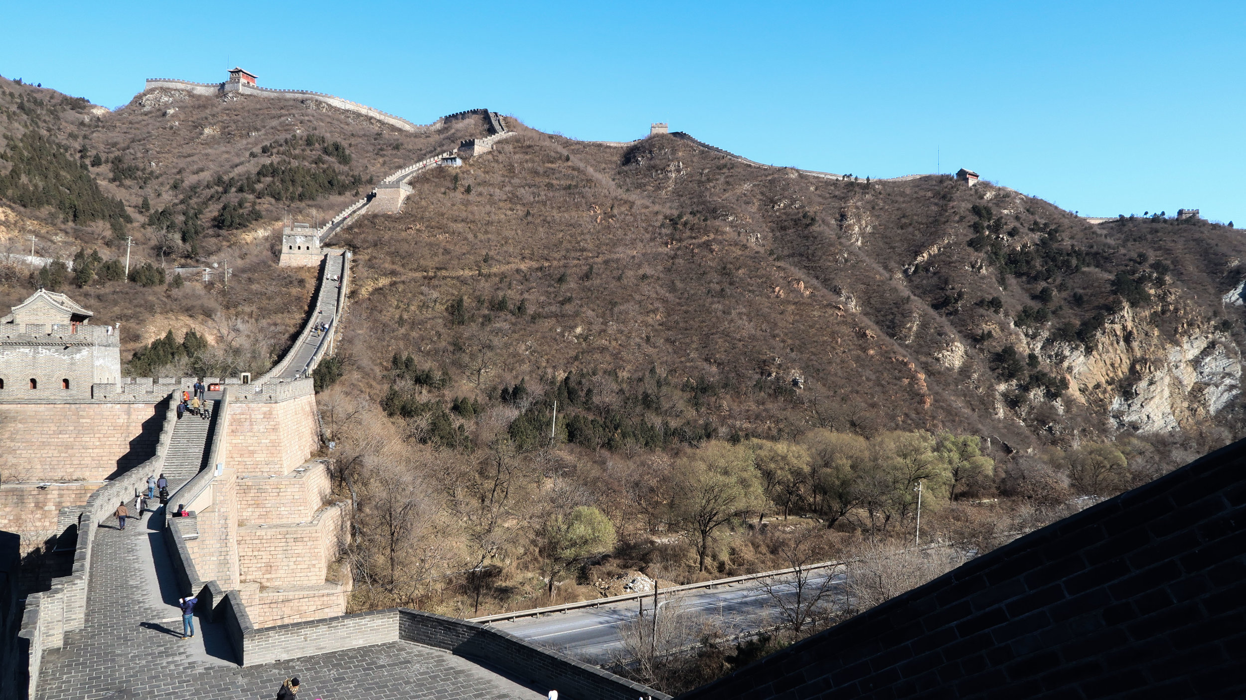 Beijing, China: The Great Wall