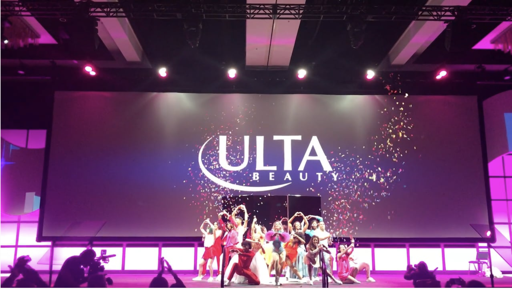 ULTA - Partnering with Global Creative Director Nick Stenson, LDJ helped produce the ULTA GM Conference which included a Broadway inspired original live main-stage show.