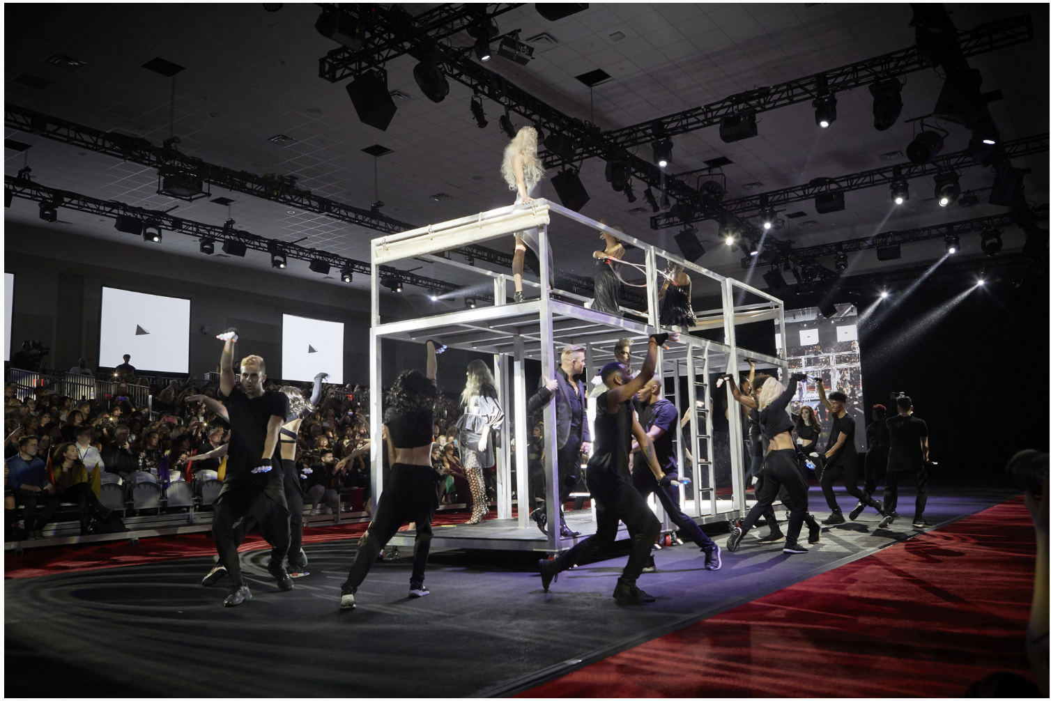 MATRIX - LDJ has been a proud partner of Matrix, a division of L'Oreal for over 12 years. Our partnership has included yearly National Sales Conferences, DESTINATION (a gathering of 3,500-5,000 global hairdressers), SalonCentric touring with Tabitha Coffey, and National and Regional market events.VIEW CASE STUDY