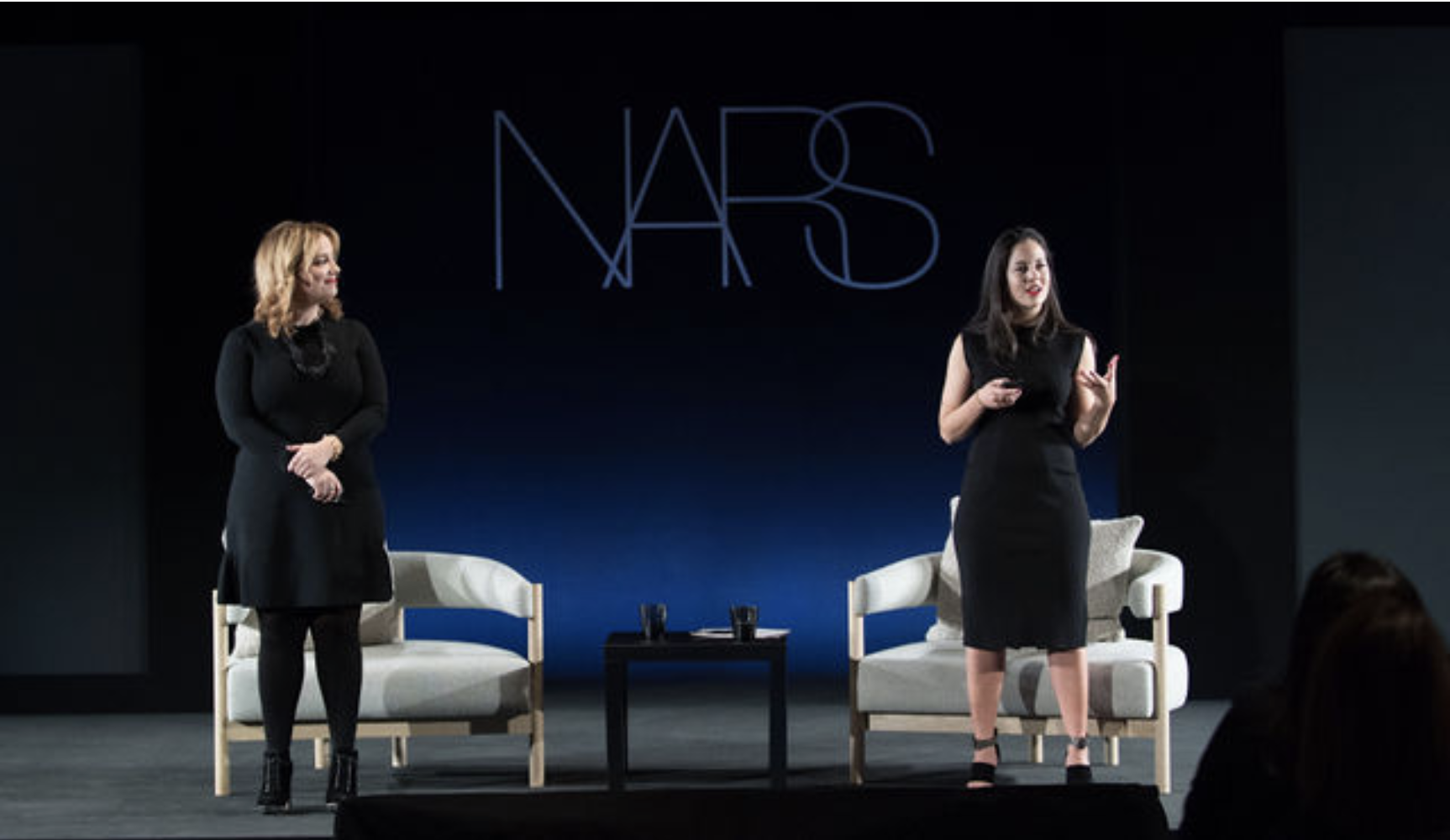 NARS COSMETICS - Since 2016, LDJ has partnered with NARS Cosmetics on their National Sales Events held in New York. We have been thrilled to be part of the NARS journey as the brand continues to grow with an eye on quality and consistency.