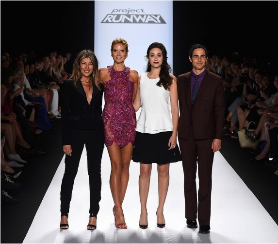 PROJECT RUNWAY - Since 2007, LDJ has produced every Project RUNWAY finale show, which takes place during NYFW. An iconic show that is the very best of television entertainment.