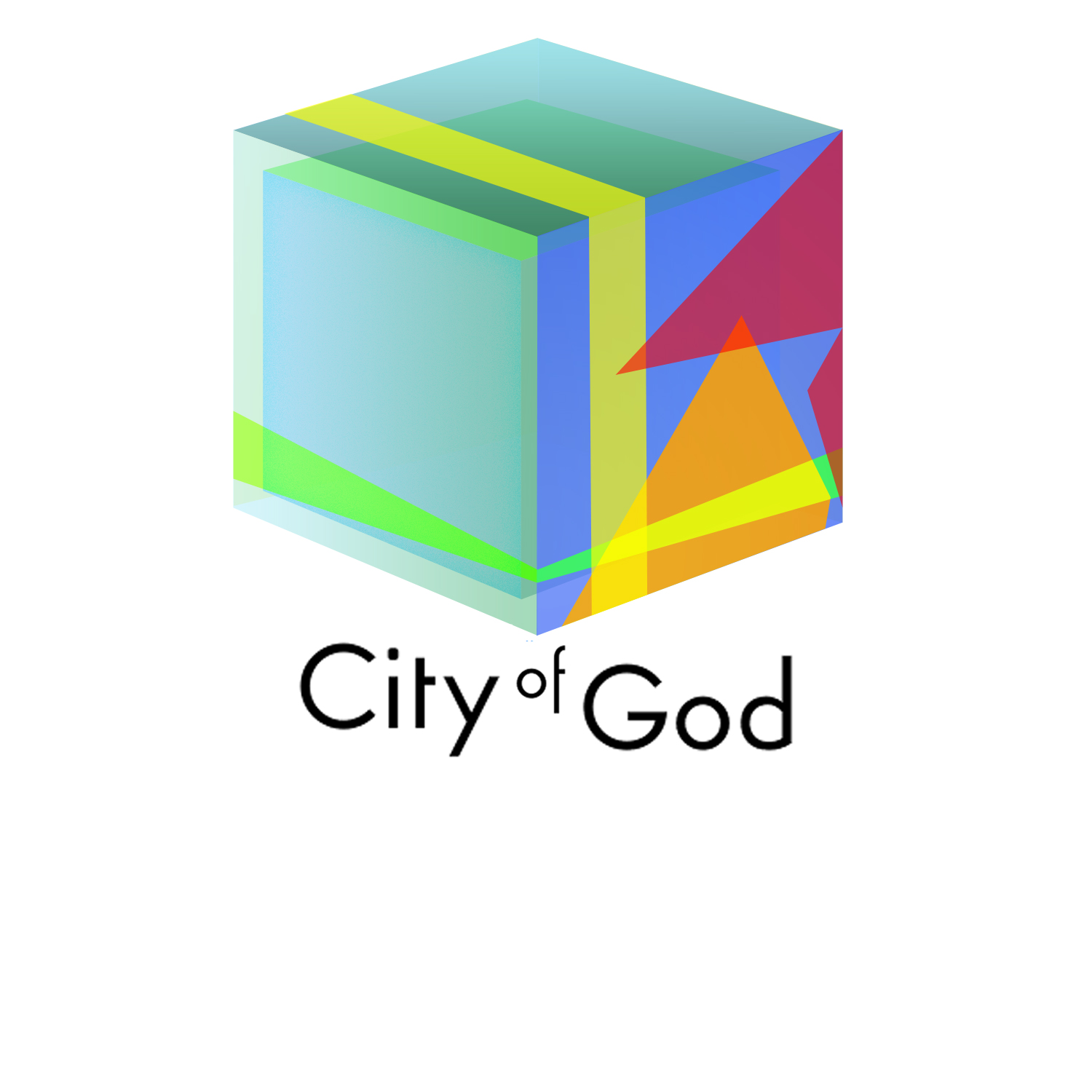 City of God Logo