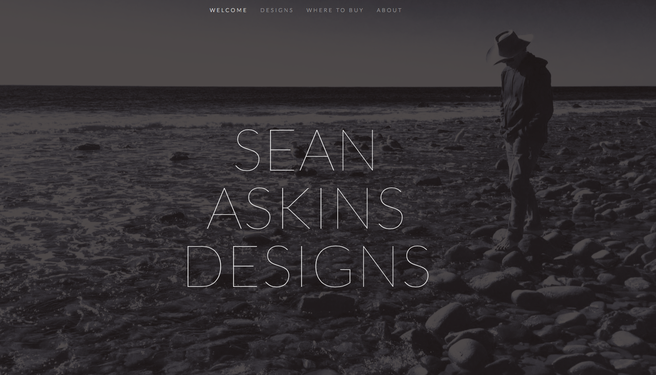 Website - Sean Askins Designs