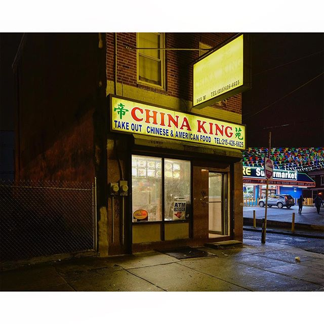 CHINESE & AMERICAN FOOD-LEHIGH AVE.-032519