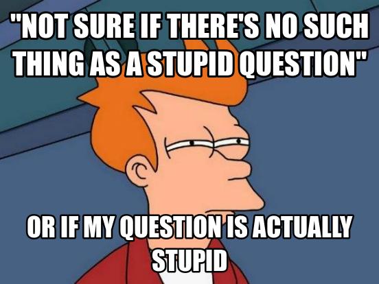 dumb-question