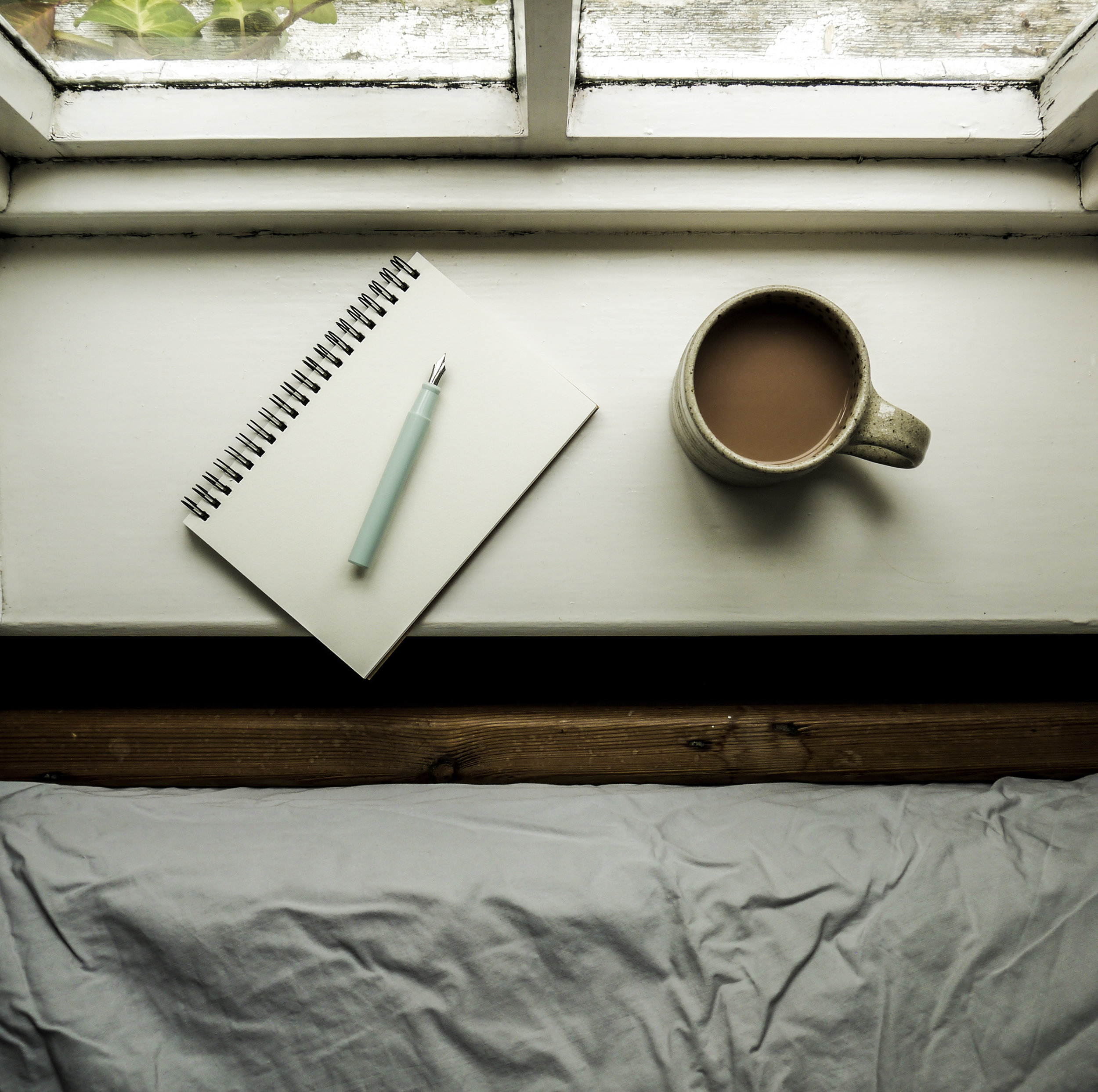 building a routine around creative energy
