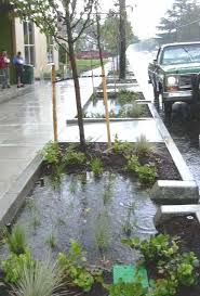 City scapes in Michigan can use these Rain xchange systems for storm water management
