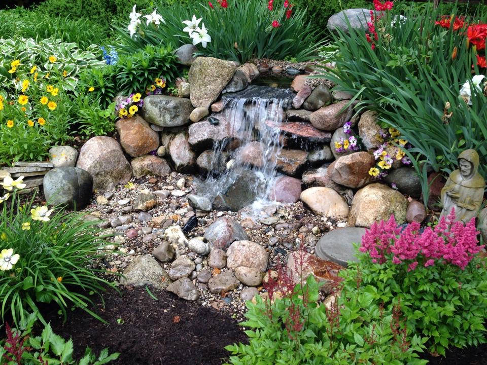 Waterpaw Gardens in Bellaire is your Best Choice Pond Contractor!
