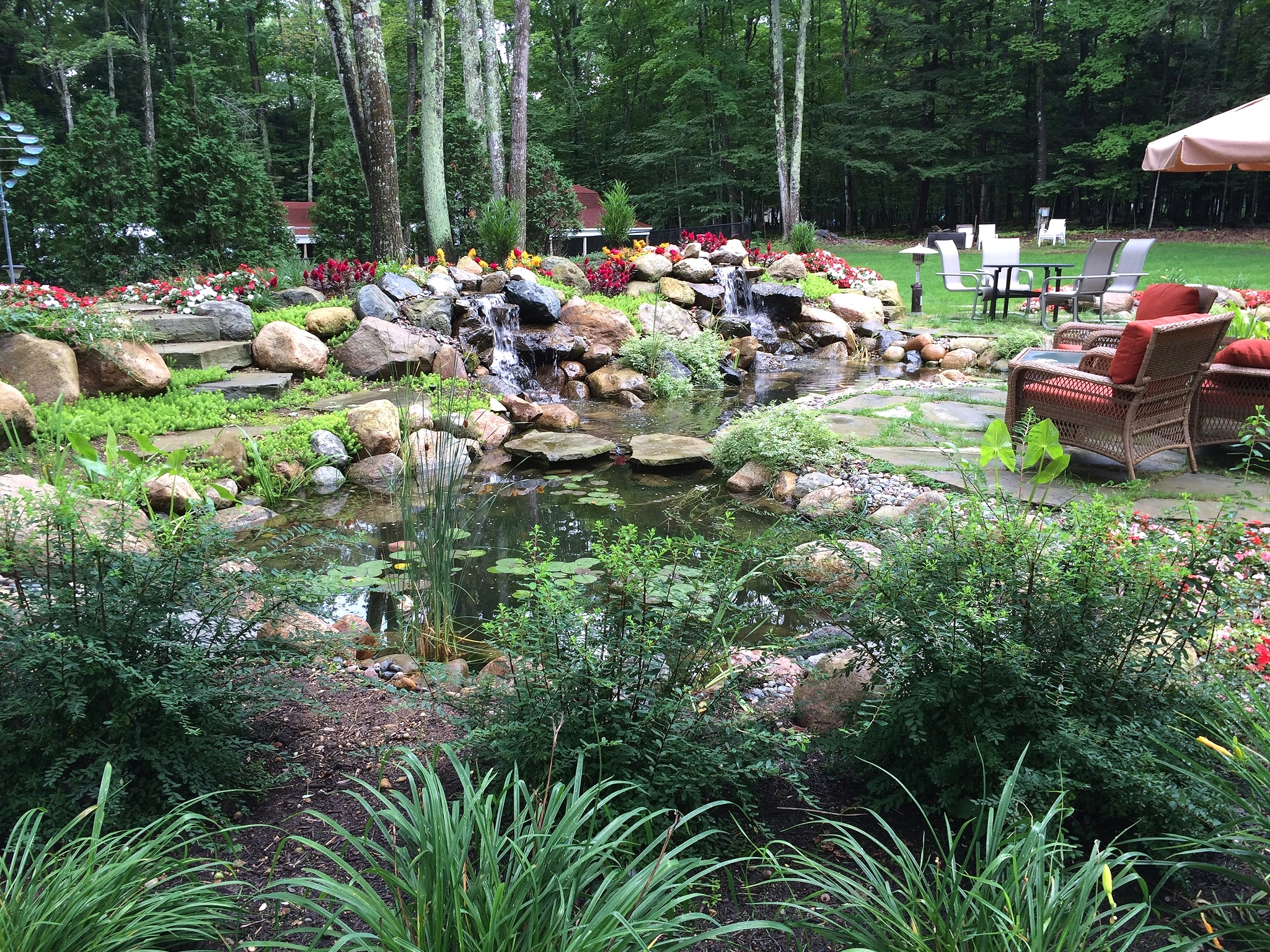 Pond Builders in Northern Michigan