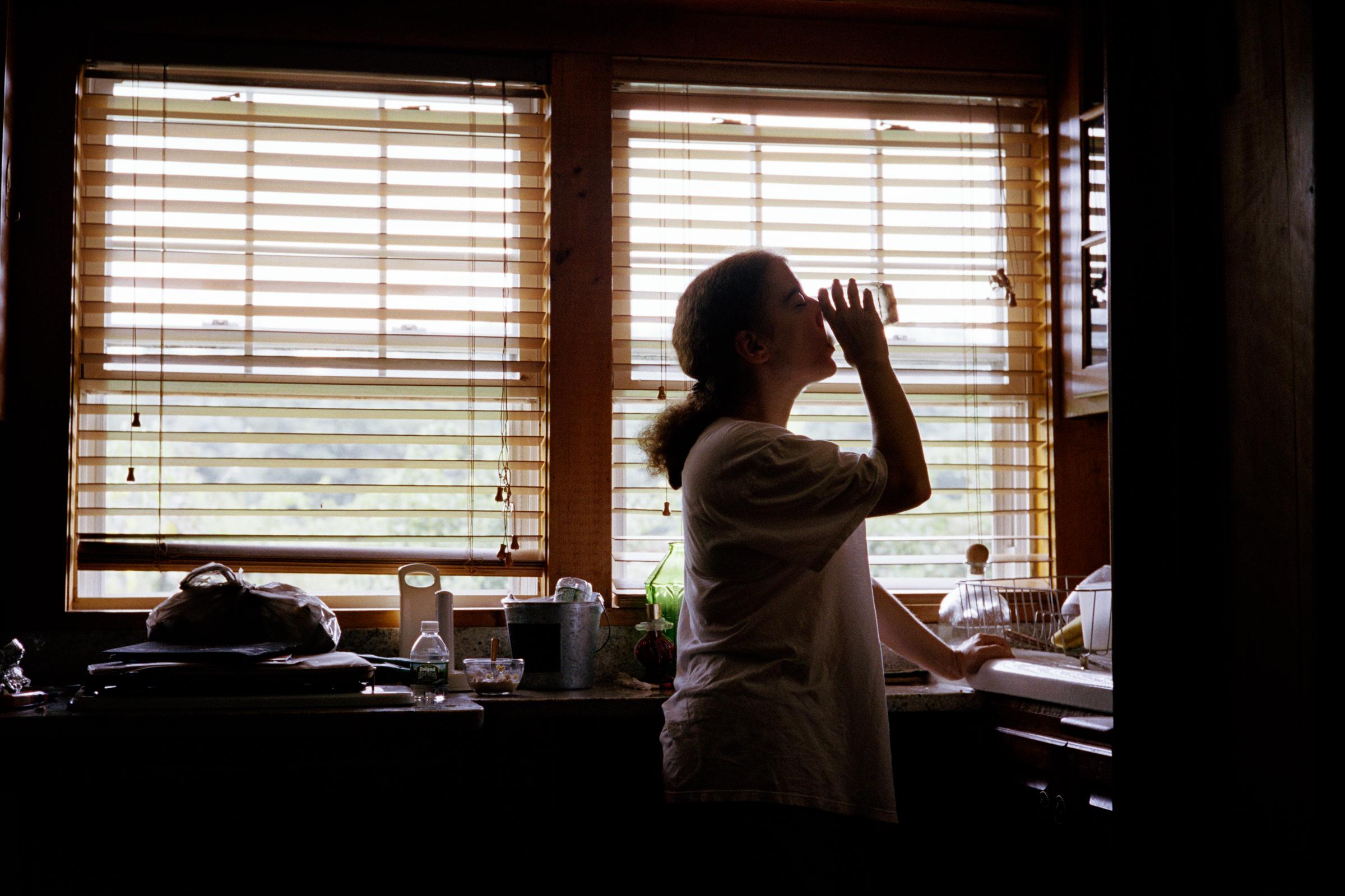 """still from """"Nettles""""  Kodak Portra (35mm)"""