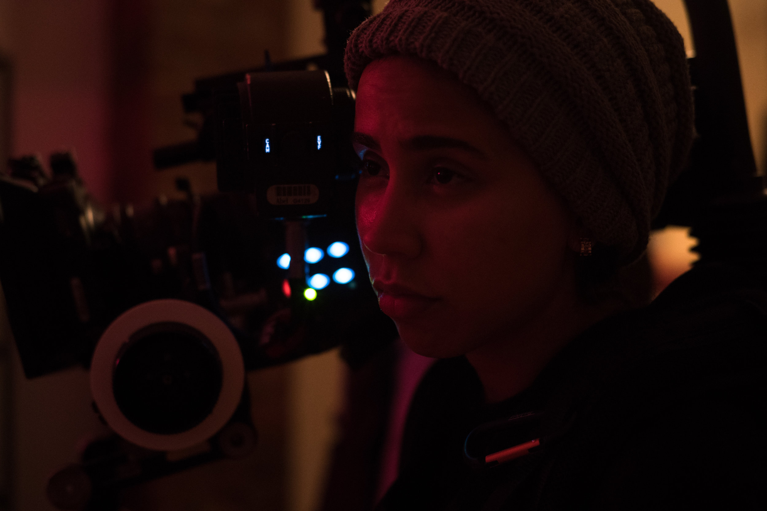 cinematographer Lore Durán