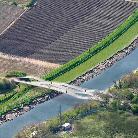 River Douglas Bridge