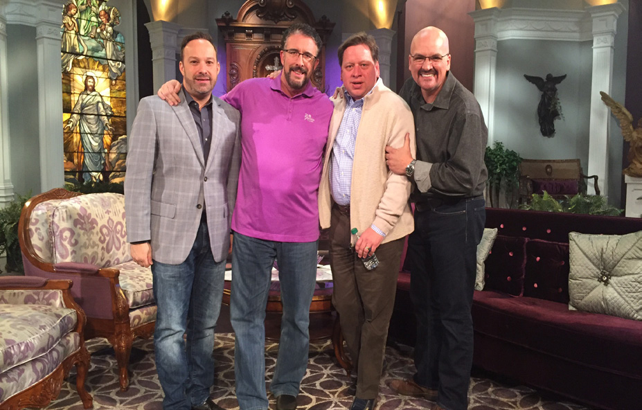 It is always an honor to be with Perry Stone. The TBN broadcast we recorded exposed the lies behind suicide.