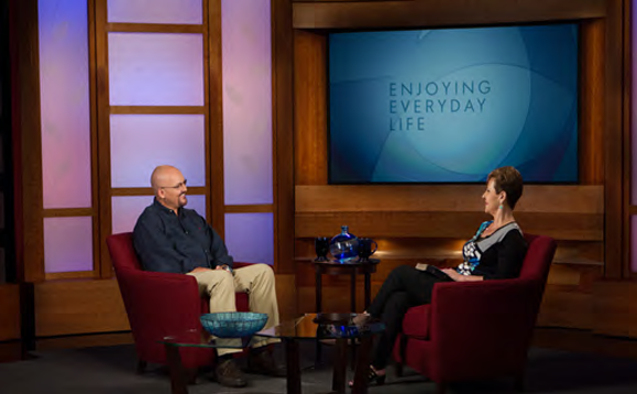 Our program with Joyce Meyer on teen suicide aired December 19th. The response we received was incredible. It was obvious that God is wanting to expose this lie and promote the life of Christ to a generation.