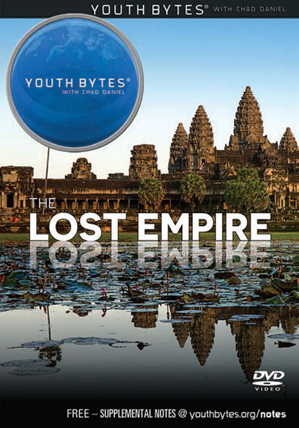 "We have recently completed our ""Lost Empire"" program filmed in Cambodia; it is currently airing on Daystar."