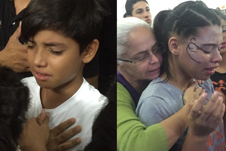 Mientras jóvenes y adultos respondieron en f, Jesus tuvo un encuentro con ellos en su momento de necesidad impartiendo vida y esperanza.