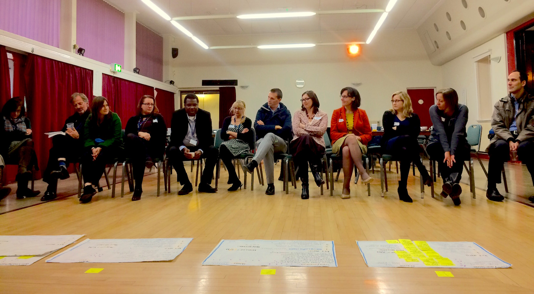 Participatory leadership in public services. - Building capacity at Adur & Worthing District Council